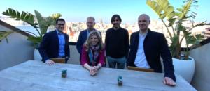 INBRAIN Neuroelectronics team